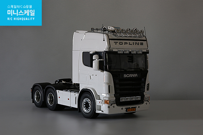 Scania R620 6x4 Highline